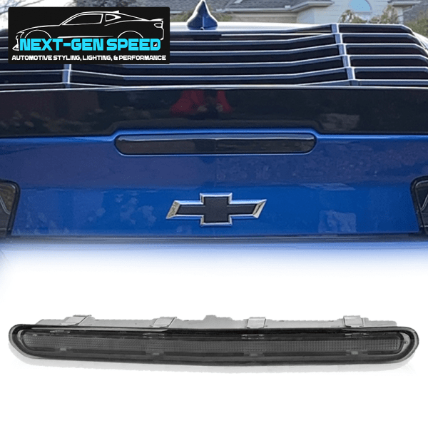 Smoked Third Brake Light | 2016-2021 Chevy Camaro