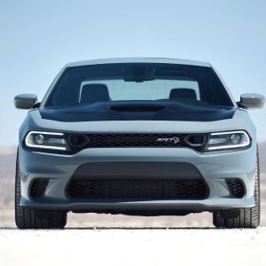 Dodge Charger SRT Style Upper & Lower Grilles w/ Air Ducts 2PC | 2015 – 2021 Dodge Charger