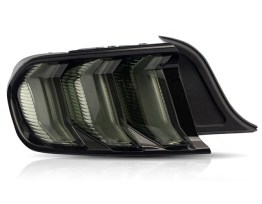 Smoked Sequential Tail Lights | 2015-2020 Ford Mustang