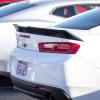 Street Scene Rear Wing Spoiler (3 Piece)   2016-2020 Camaro
