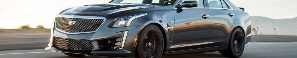 2010-2020 Cadillac CTS-V Parts, Accessories, Performance, & More
