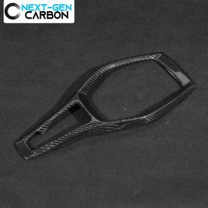 Carbon Fiber Shifter Trim Cover | 2016-2020 Chevy Camaro