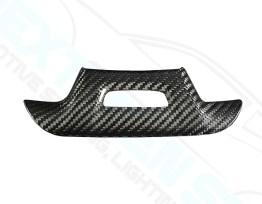 Next-Gen Carbon Fiber Steering Panel Cover | 2016-2020 Camaro