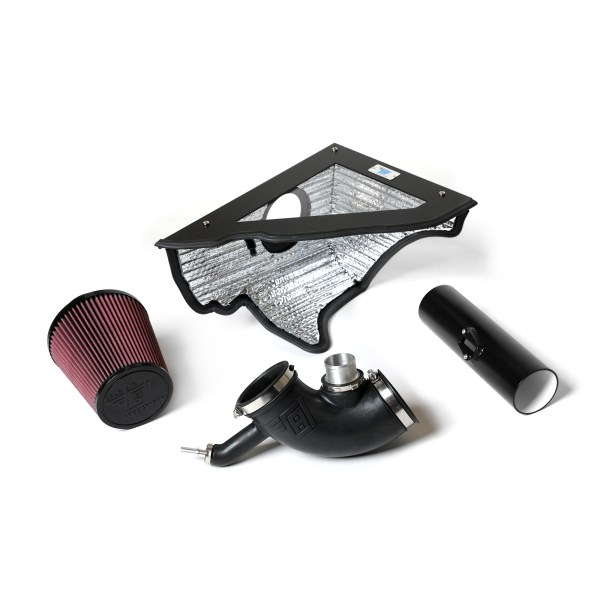 Cold Air Intake (Textured Black)   2016-2020 Camaro LT/RS V6   Cold Air Inductions