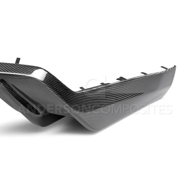 Carbon Fiber Rear Diffuser – 2017-2020 Camaro ZL1/ZL1 1LE   Anderson Composites
