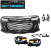5th to 6th Gen ZL1 Front Bumper Kit | 2010-2013 Chevy Camaro