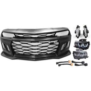 5th to 6th Gen ZL1 Front Bumper Kit | 2010 – 2013 Chevy Camaro