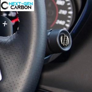 Carbon Fiber Wiper/Signal Switch Covers   2016-2021 Camaro