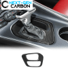 Carbon Fiber Center Console Cover Kit | 2015-2020 Dodge Challenger