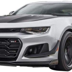 Ikon ZL1 1LE Bumper Front Splitter Lip  | 2016-2018 Chevy Camaro