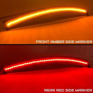 Smoked LED Side Markers | 2014-2019 Chevy Corvette
