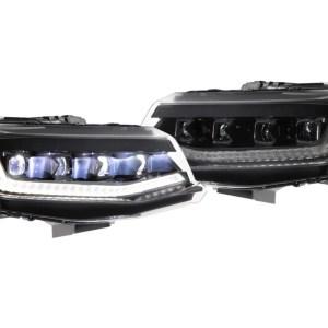 Morimoto Quad Projector Headlights | 2016-2018 Chevy Camaro
