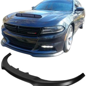 Performance Splitter Lip  | 2015-2021 Dodge Charger SXT/GT/RT