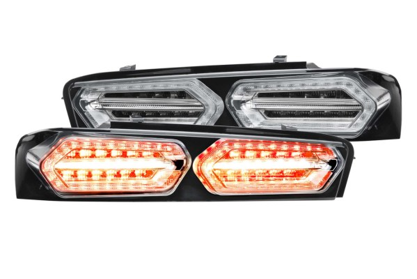 2019+ Style Refresh LED Tail Lights   2016-18 Chevy Camaro