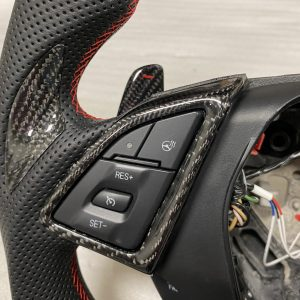 LED Carbon Fiber Steering Wheel | 2016-2021 Chevy Camaro