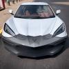 NoviStretch® Front Bumper Mask | 2020+ C8 Corvette