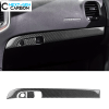 Carbon Fiber Lower Dash Glovebox Overlay | 2015-2021 Dodge Charger