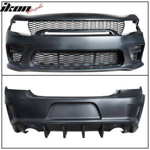 Dodge Charger Wide Body Kit | 2015-2021 Dodge Charger