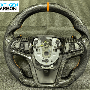 Custom Carbon Fiber Steering Wheel | 2013-15 Chevy Camaro