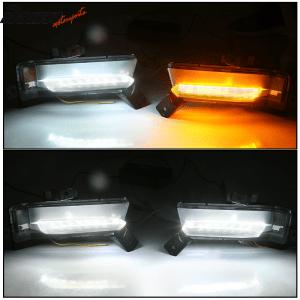 Fog Light DRL Lights   2016-2018 Camaro SS