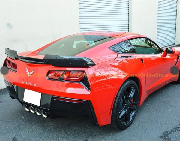Stage 2 Rear Spoiler Wing – Corvette C7 2014-2019