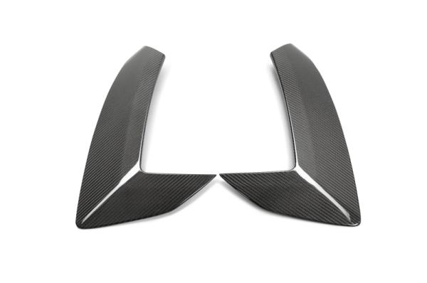 C8 Carbon Fiber Side Door Scoops   2020+ Corvette C8 – Anderson Composites