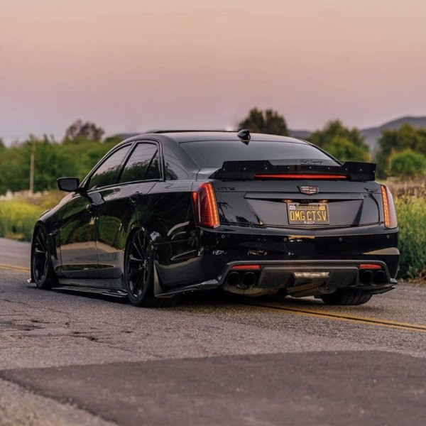 WICKER BILL (GEN3) | Cadillac CTS-V 2016-19