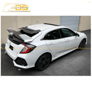 Muegn Conversion Rear Roof Spoiler Kit | 2016+ Honda Civic Hatchback