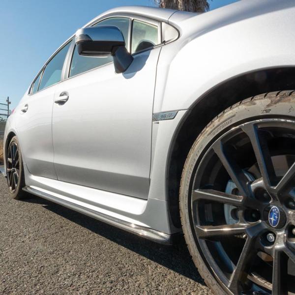CS Side Skirts Rocker Panels | 2015-Up Subaru WRX / STI