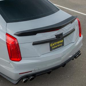 Rear Truck Spoiler | 2014-19 Cadillac CTS