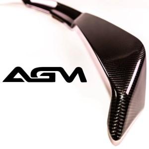 AGM Carbon Fiber Z51 Spoiler | 2020+ Chevy Corvette C8 – AGMotorsports