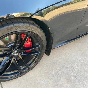 Standard Rock Guards | 2019+ Toyota Supra – ZL1Addons