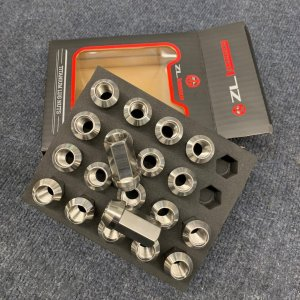 Titanium Lug Nuts – ZL1Addons