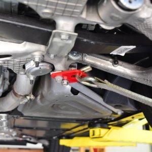 Strap Points | 2014-19 Corvette C7
