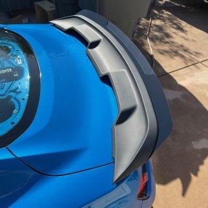 GT500 Wicker Bill – ZL1Addons | 2015-2021 Mustang
