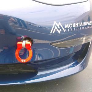 Premium Tow Hook | 2017+ Tesla Model 3 – ZL1Addons