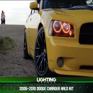 Headlight Halo Kit | 2006-2010 Dodge Charger – LightingTrendz
