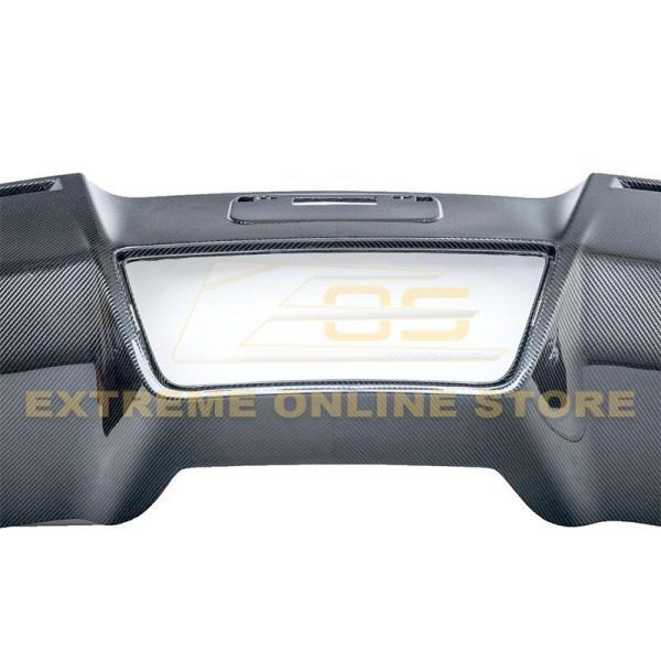 Carbon Fiber Rear Bumper Diffuser | 2014-19 Corvette C7 – Extreme Online Store