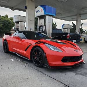 Carbon Flash Stage 3.5 Aerodynamic Full Body Kit | 2014-19 Corvette C7