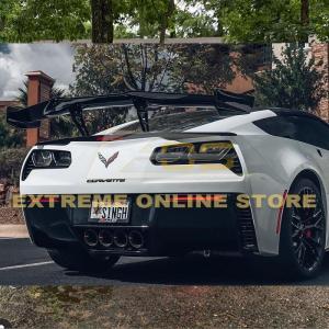 Carbon Flash Stage 2.5 ZR1 Conversion Aerodynamic Full Body Kit | 2014-19 Corvette C7