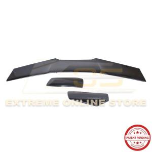 ZR1 ZTK Conversion Rear Spoiler High Wing | 2014-19 Corvette C7