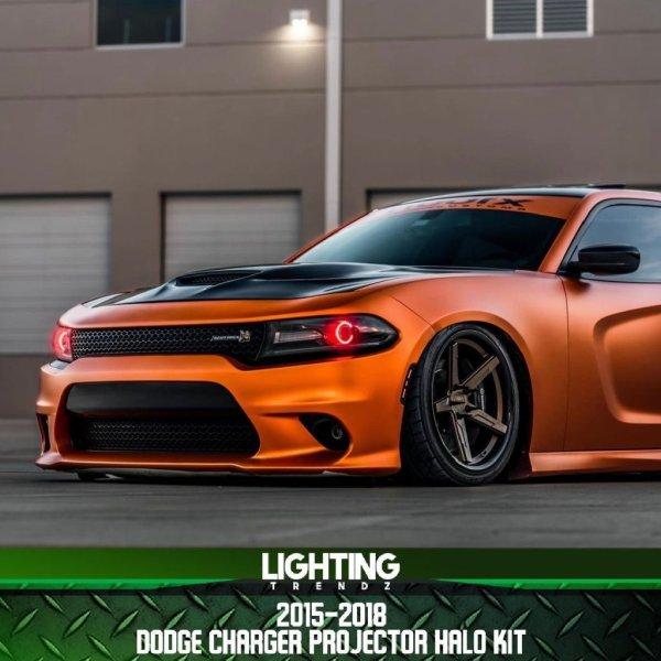 Projector Halo Kit   2015-19 Dodge Charger – Lighting Trendz