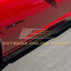 Carbon Fiber ZL1 Style Side Skirts   2010 – 2015 Chevy Camaro