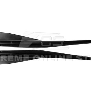 C8 Corvette Carbon Fiber 5VM Side Skirts | 2020 – 2021 C8 Corvette – EOS