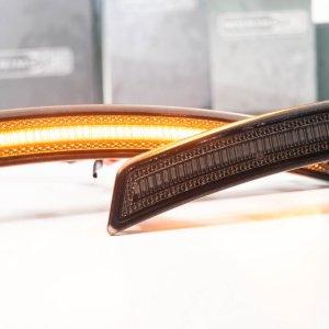 Morimoto Smoked LED Side Markers | 2014 – 2019 Chevy Corvette C7