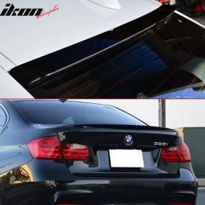 Performance Trunk Spoiler & AC Roof Spoiler | 2012-18 BMW F30 Sedan