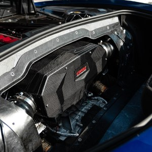 C8 Corsa Carbon Fiber Air Intake System | 2020+ Chevrolet Corvette C8