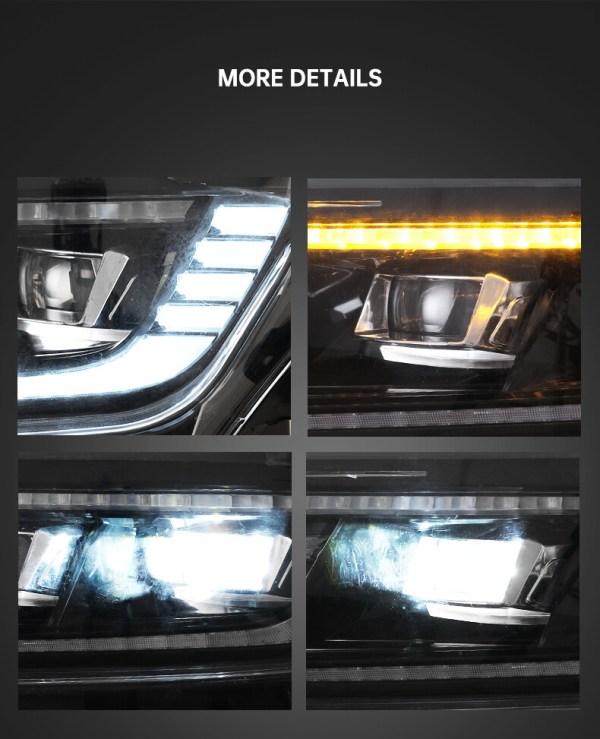 Next-Gen LED Projector Headlights | 2016 – 2018 Chevy Camaro