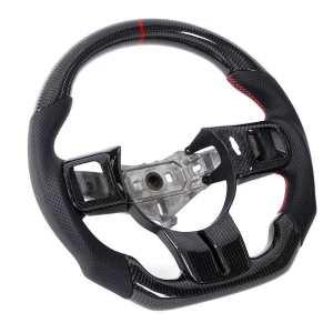 Carbon Fiber Steering Wheel | 2011-2017 Jeep Wrangler JK/JKU