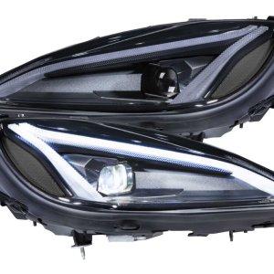 C8 Style Headlights   2005-2013 Chevrolet Corvette C6